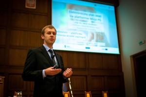 Jakub Kuryłowicz prezentuje Elektroniczny Plan Zajęć