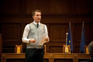 Michał Nowacki opowiada o eDziekanacie